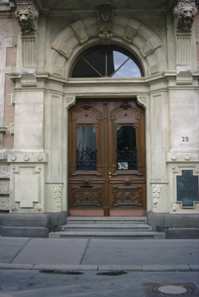 Tür Haus Restauration Reparatur Tischlerei Grobe