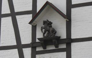 Restaurierung Fassade Wände Tischlerei Grobe