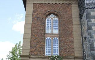 Restaurierung Tür Fenster Reparatur Tischlerei Grobe